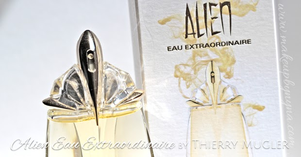 alien eau extraordinaire de thierry mugler la expresi n olfativa del optimismo y la positividad. Black Bedroom Furniture Sets. Home Design Ideas