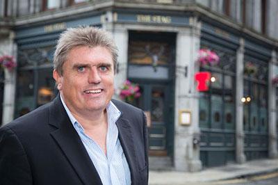 Allan Henderson - famous Aberdeen business man