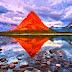 Φαινόμενο Alpenglow: Όταν το φως του Ήλιου βάφει κόκκινο τον ορίζοντα.