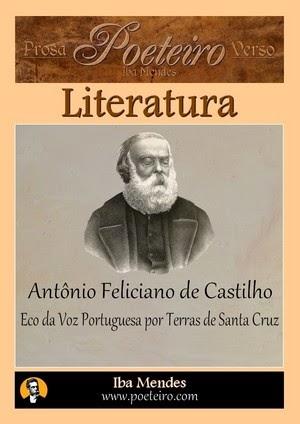 Eco da Voz Portuguesa por Terras de Santa Cruz por Antônio Feliciano de Castilho