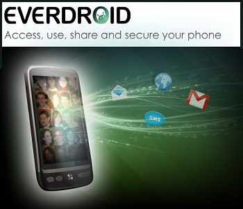 Everdroid.com: Backup Mobile Contacts Online For Free