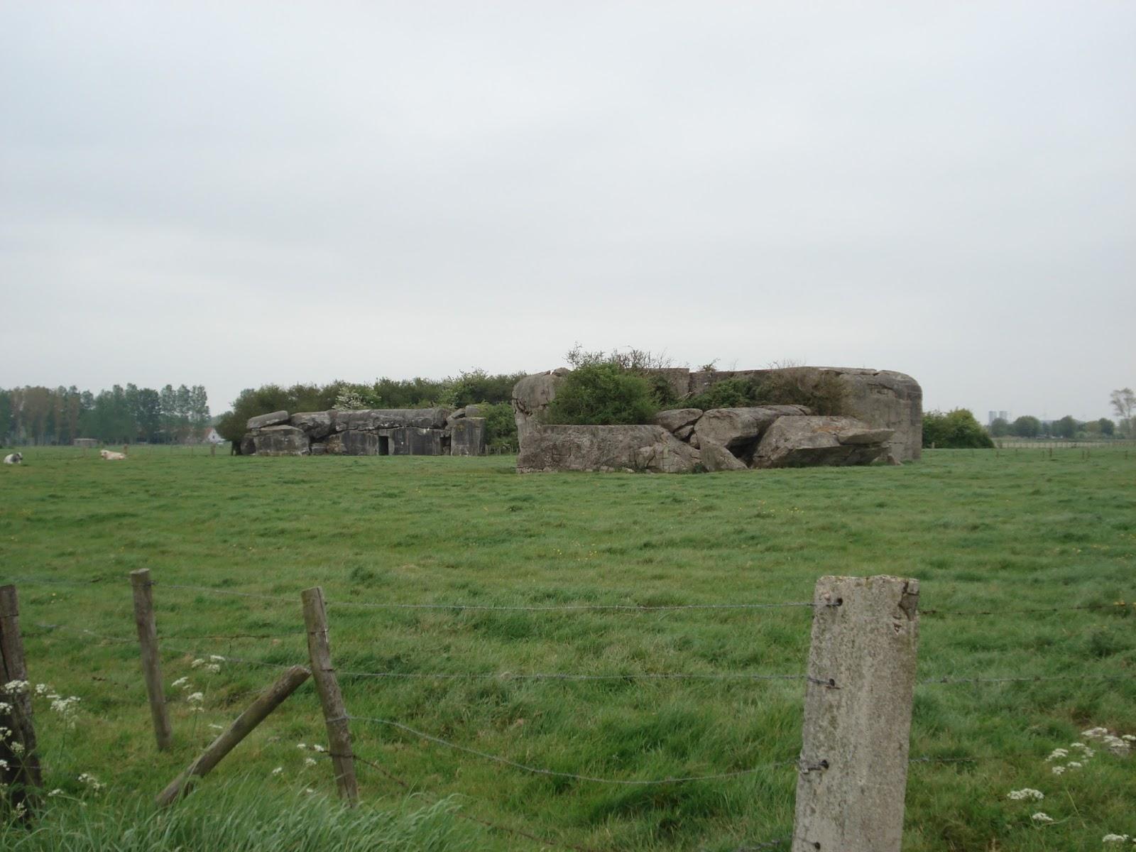 polders in de polders rond Lissewege