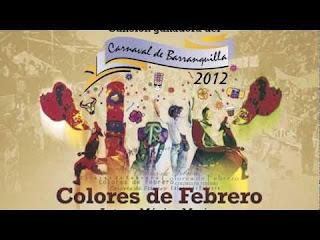 cancion del carnaval 2012