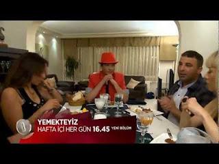 Yemekteyiz izle 23 Ocak 2013 Çarşamba Fox Tv