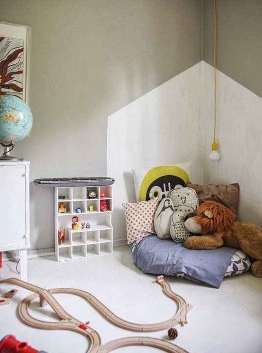 colores de pared para cuarto infantil