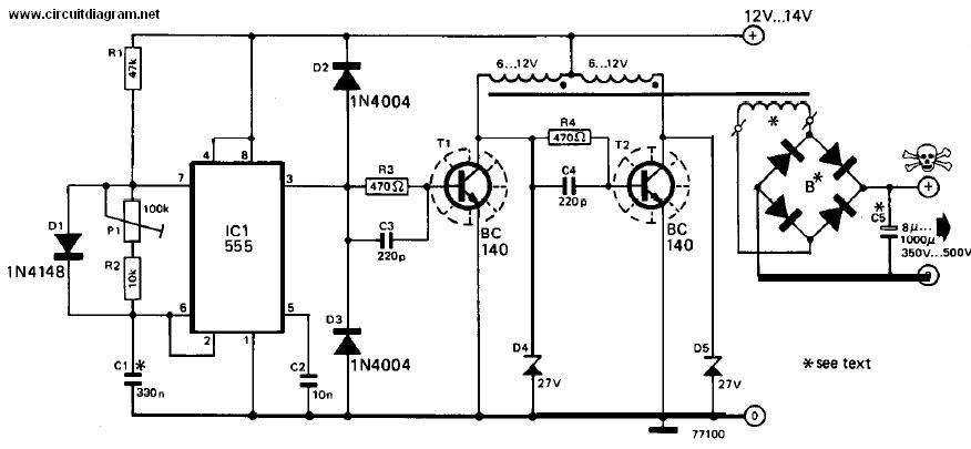 Elektronika Never Die  Inverter Dc To Ac