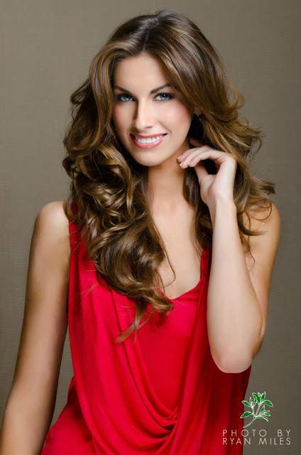 Katherine Webb modeling