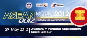 ASEAN QUIZ 2012 BANNER