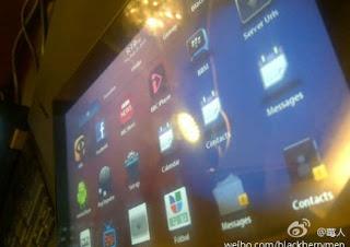 RIM Android App
