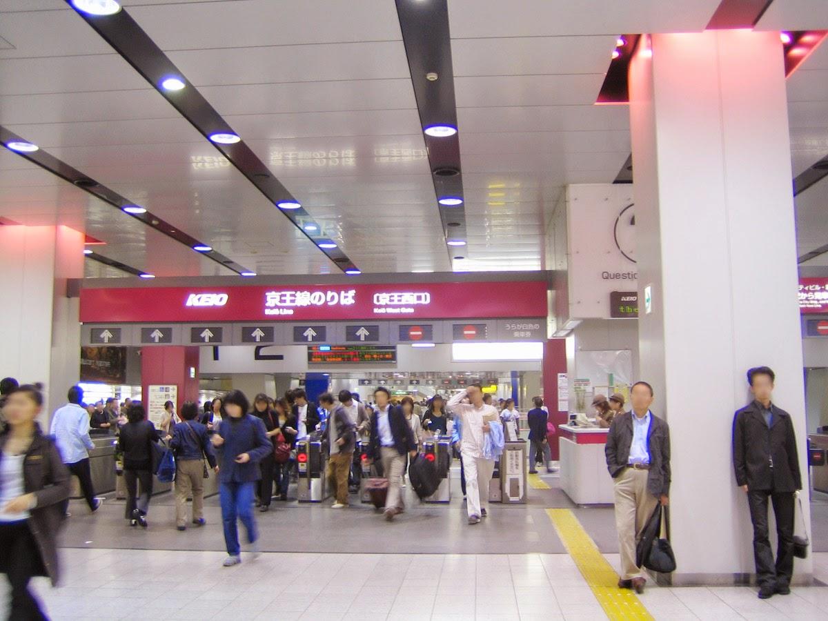 Wow, 5 Stasiun Kereta Api Paling Tersibuk di Dunia