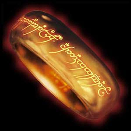 El señor de los anillos La comunidad del anillo [Info]