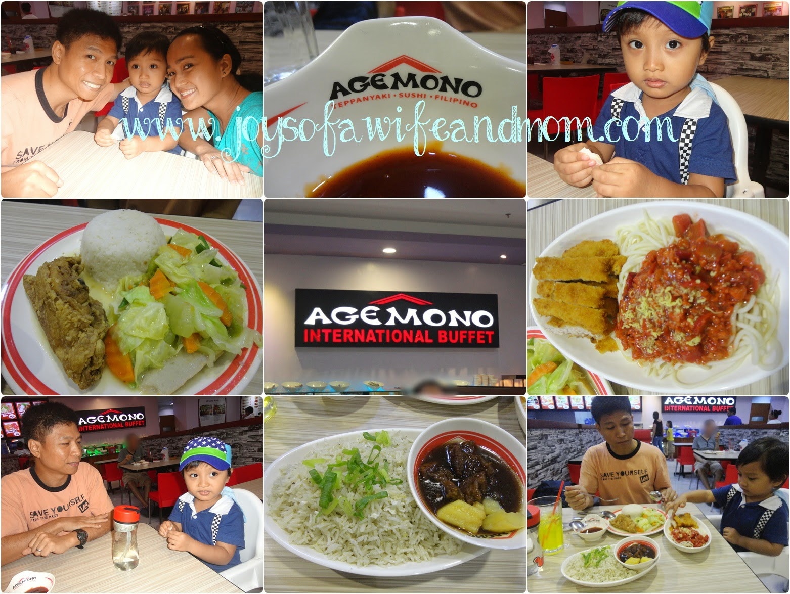 Agemono International Buffet At Robinson's Place Malolos