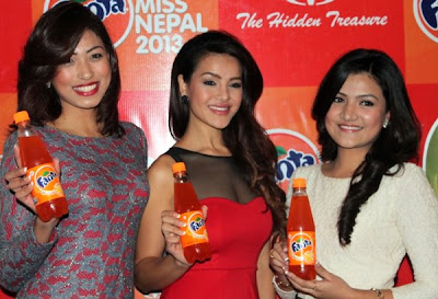 Miss Nepal 2013 Final Contestants