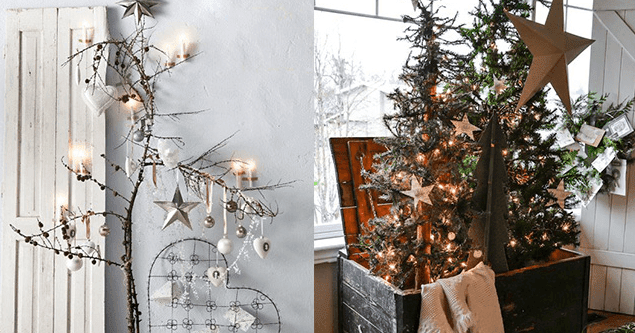 C mo decorar en navidad sin gastar mucho dinero diy for Decoracion del hogar en navidad