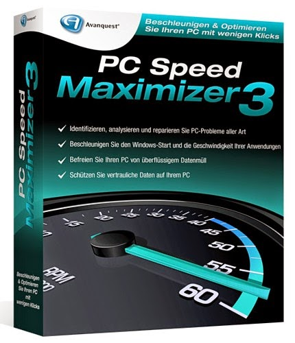 Download Avanquest PC Speed Maximizer License Key Free