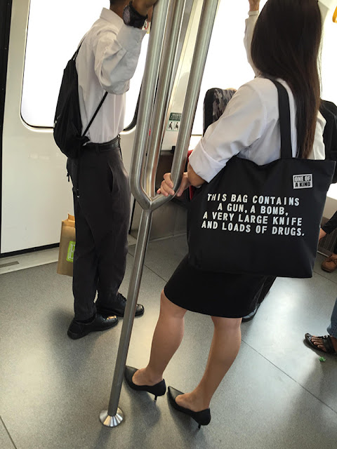 Let's See Her Try Carrying That In an Airport