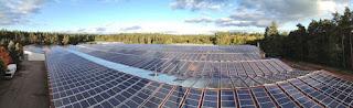 2.4 MW Dachanlage Pilzzucht