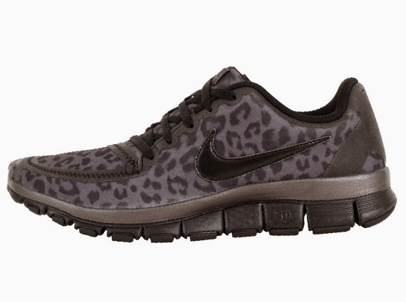New Womens Nike Free 5 0 V4 Leopard Cheetah Print Shoes Sold Out