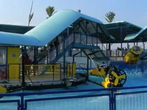 legoland malaysia water splash ride