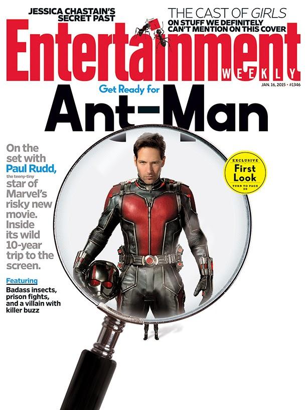 Ant-Man - El Hombre Hormiga - Paul Rudd