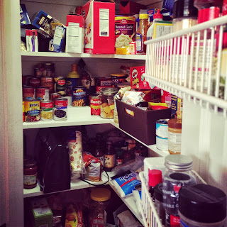 At War With the Pantry