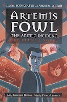 bookcover of ARTIC INCIDENT (Artemis Fowl graphic novel #2) by Eoin Colfer