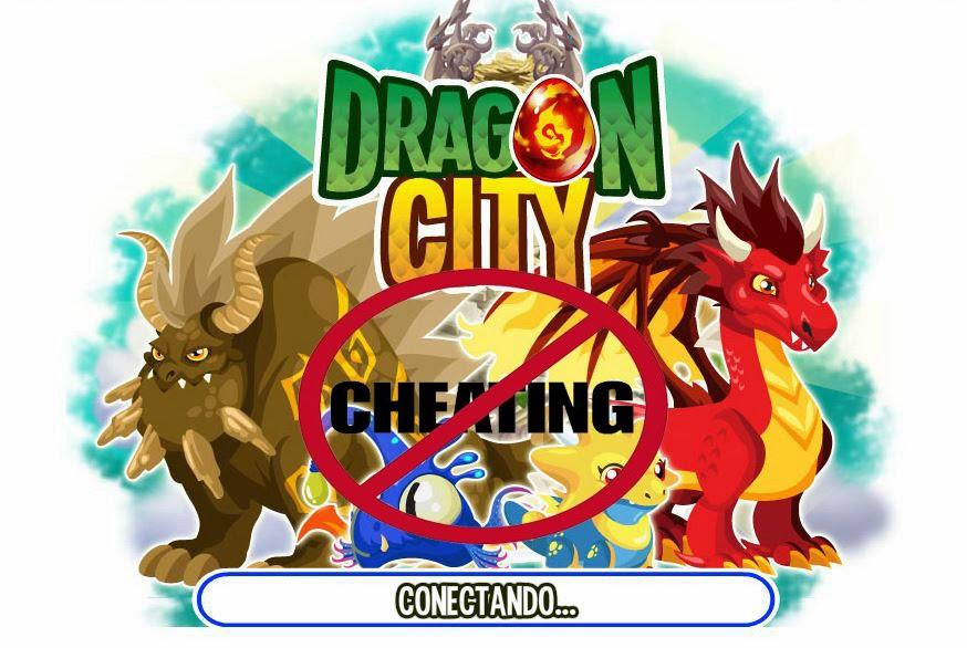 que se implementado un nuevo sistema de seguridad en Dragon City