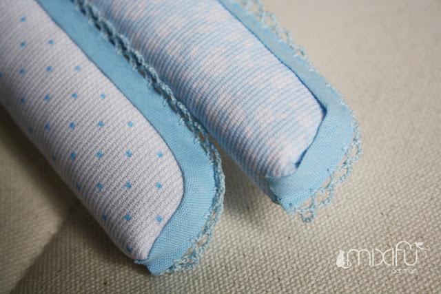 Mixifu-Perchas azul baby