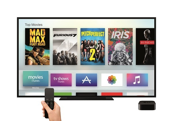 Apple introduces new Apple TV with tvOS