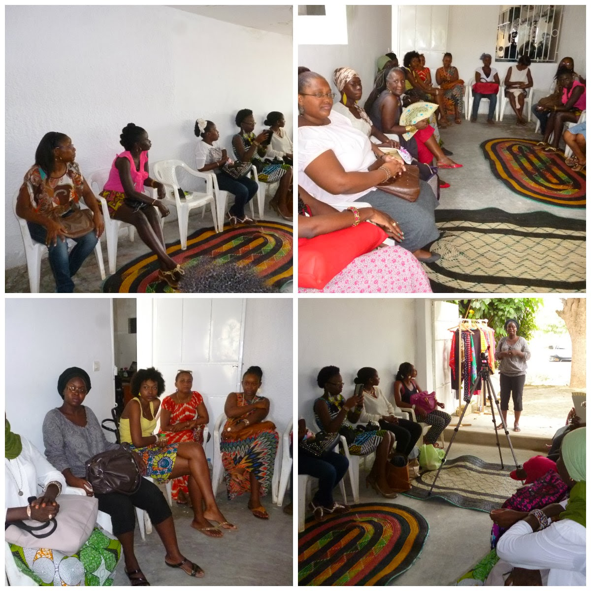 Rencontres afro