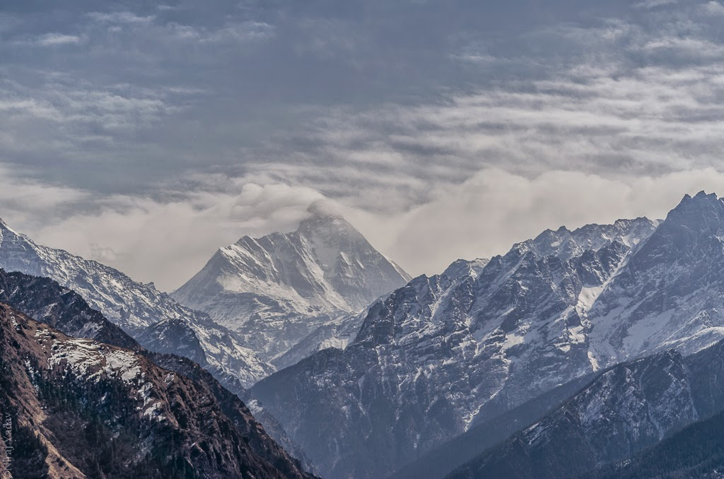 nanda devi mountain, budgetyatri
