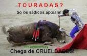 Tortura não é cultura!