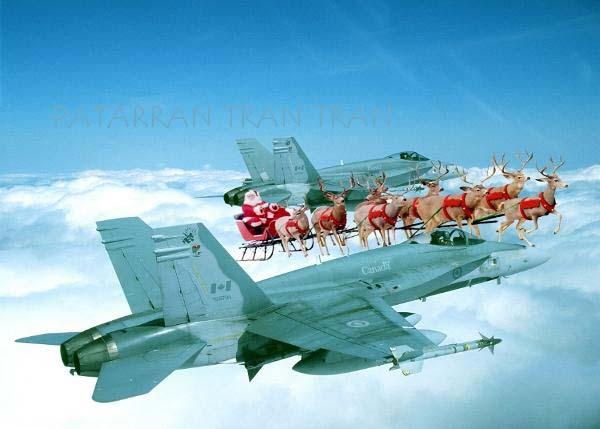 NORAD tracks santa, Santa Claus, Navidad, Coronel Shoup
