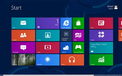 Gran control en Windows 8