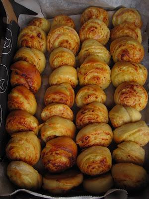 singi juustumuffinid