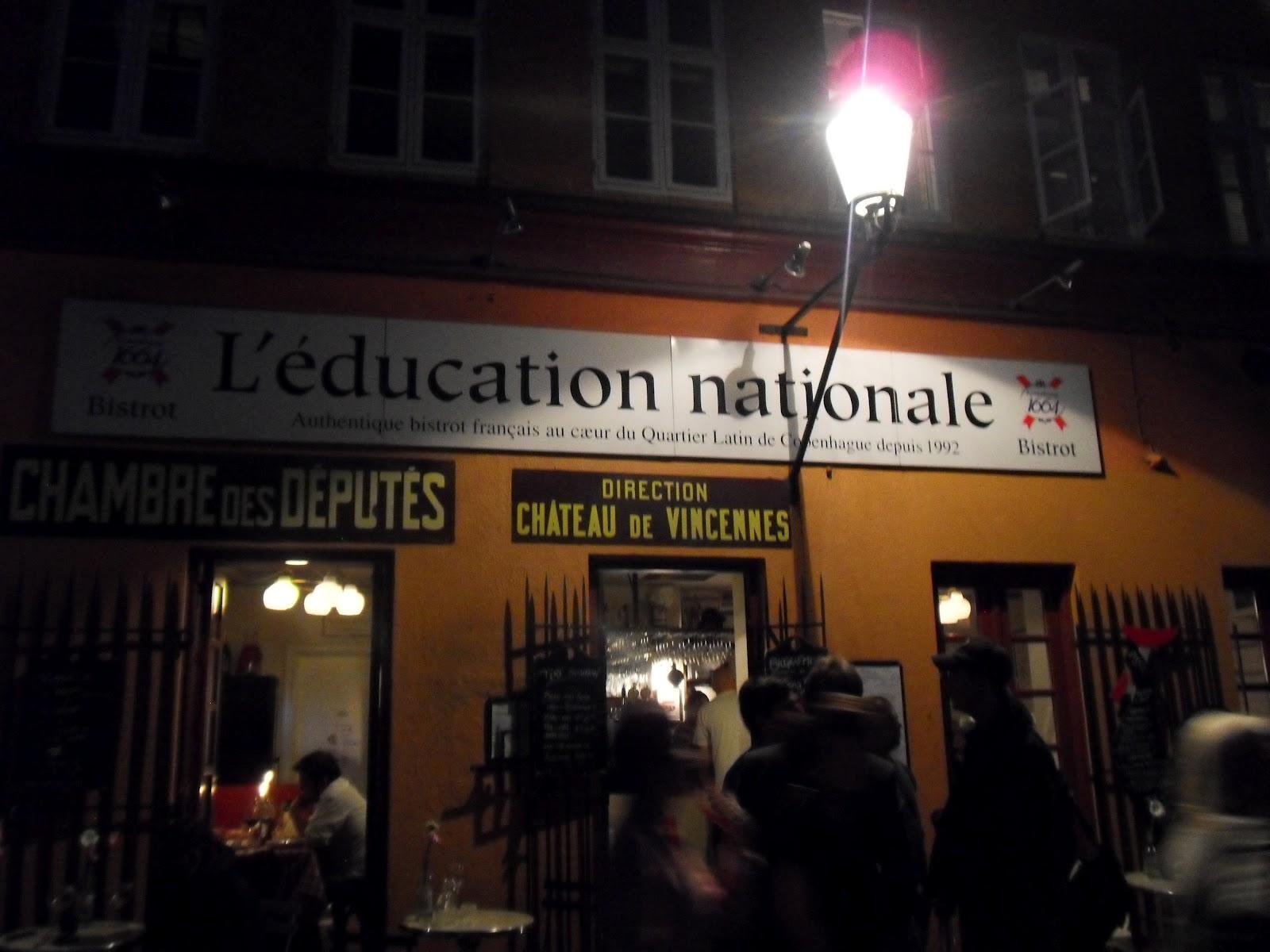 French Cafe Restaurant Names