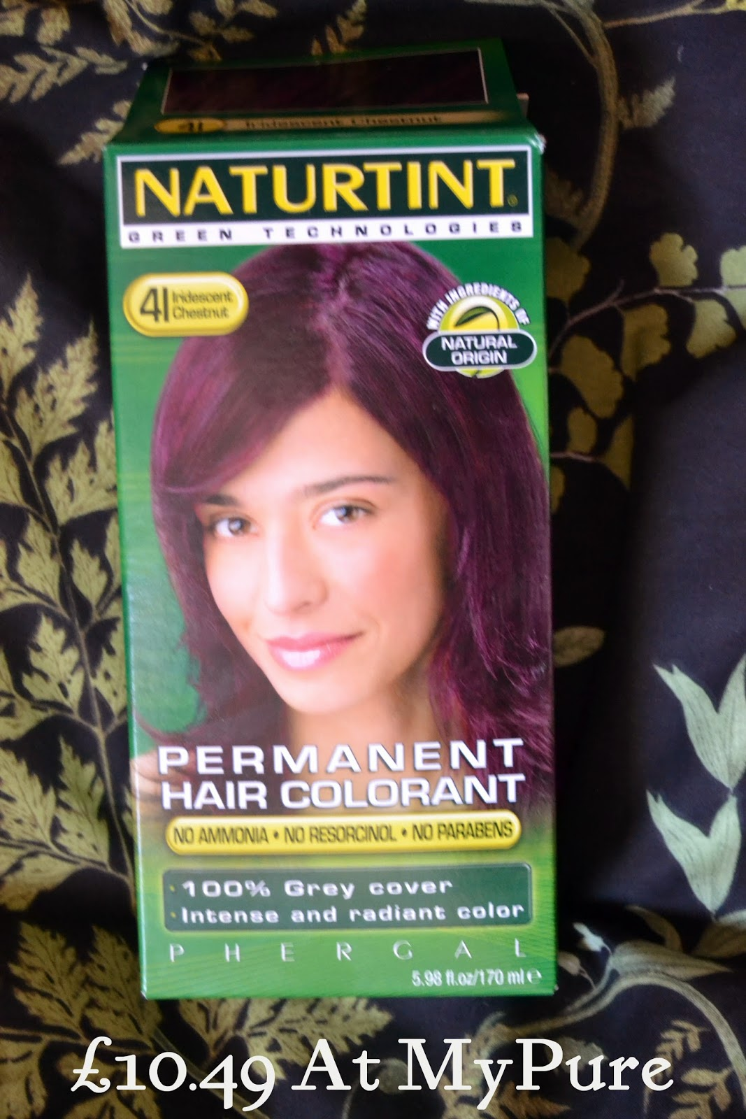 Gothinista Naturtint Hair Dye Review