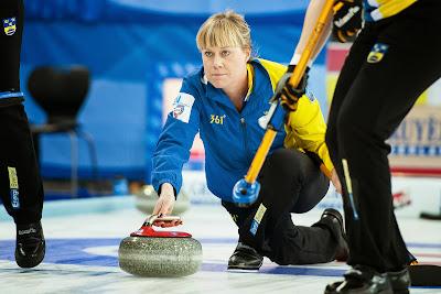 Sports, Women, Men, Norway, Denmark, Scotland, Broze, European,  Curling, Championships, Truls Harry,  Mikkel Poulsen, Team, Maria Prytz, Sweden, Final, Stavanger,