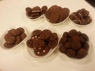طريقة عمل كوكيز الشوكولاتة