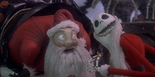 Pesadilla antes de Navidad, navidad, el zorro con gafas
