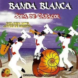 Banda blanca sopa de caracol exitos de siempre 1999 for Blanca romero grupo musical