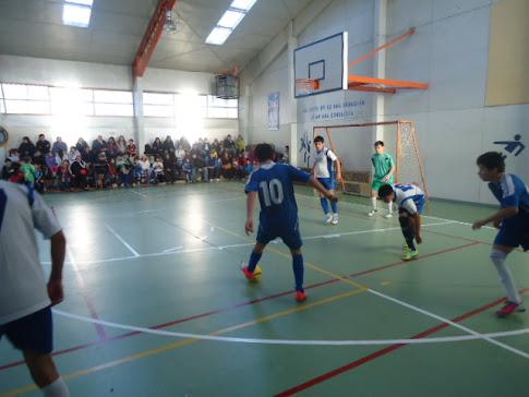 La EF Atenas tuvo un buen inicio en la Liga Independiente de Futsal.