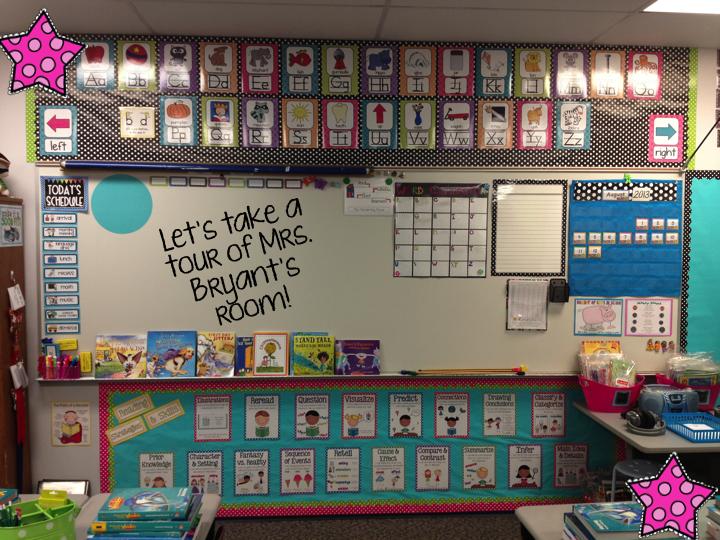 Classroom Decoration For Grade 5 : A traveled teacher classroom reveal