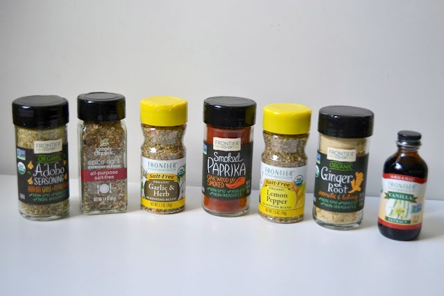 Frontier Co-Op Spices