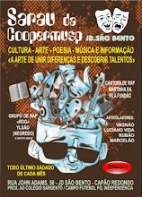 SARAU DA COOPERMUSP!