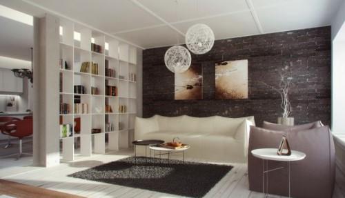Desain Partisi Pemisah Ruangan Rumah Minimalis Rancangan Desain Partisi Rumah Minimalis