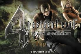 Download Game Android Resident Evil 4 APK+DATA