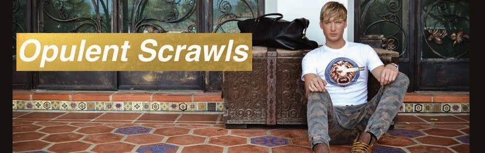 Opulent Scrawls