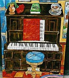 """""""PIANO BAR"""""""