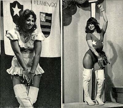 Chacretes em 1973